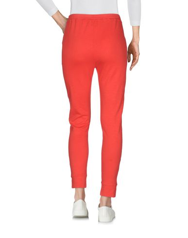 Фото 2 - Повседневные брюки от HARTFORD кораллового цвета