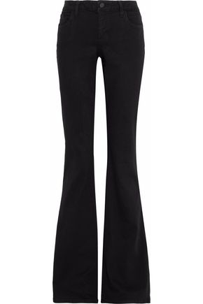 ALICE+OLIVIA Mid-rise bootcut jeans