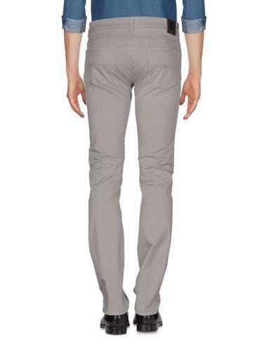 Фото 2 - Повседневные брюки от FAY серого цвета