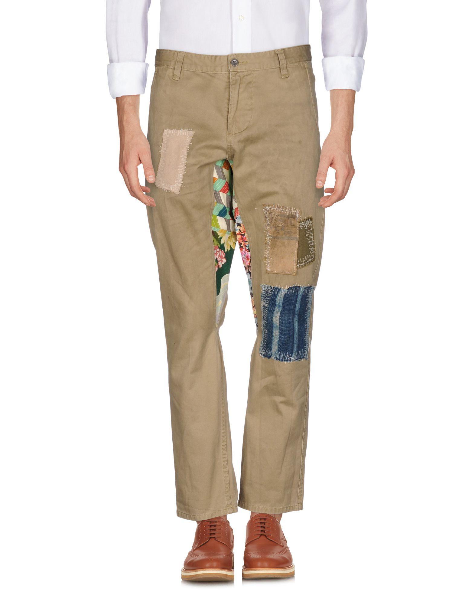 ATELIER & REPAIRS Повседневные брюки atelier paris в екатеринбурге