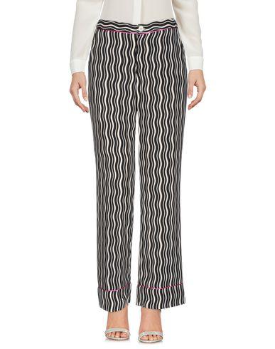 Фото - Повседневные брюки от AGLINI черного цвета