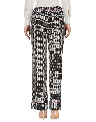 Фото 2 - Повседневные брюки от AGLINI черного цвета