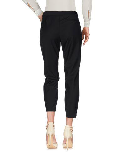 Фото 2 - Повседневные брюки от TWINSET черного цвета