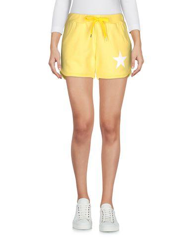 Фото - Повседневные шорты от SHOP ★ ART желтого цвета