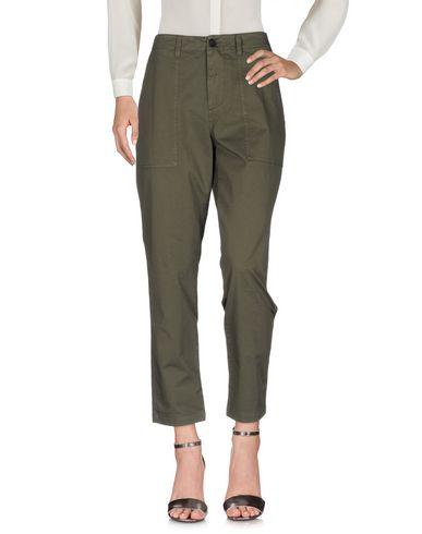 Фото - Повседневные брюки от BARENA цвет зеленый-милитари