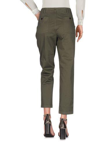 Фото 2 - Повседневные брюки от BARENA цвет зеленый-милитари