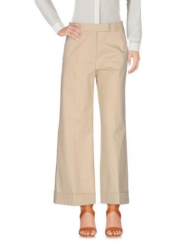 Фото - Повседневные брюки от QL2  QUELLEDUE бежевого цвета