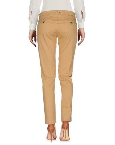 Фото 2 - Повседневные брюки от TRUE NYC. цвет верблюжий