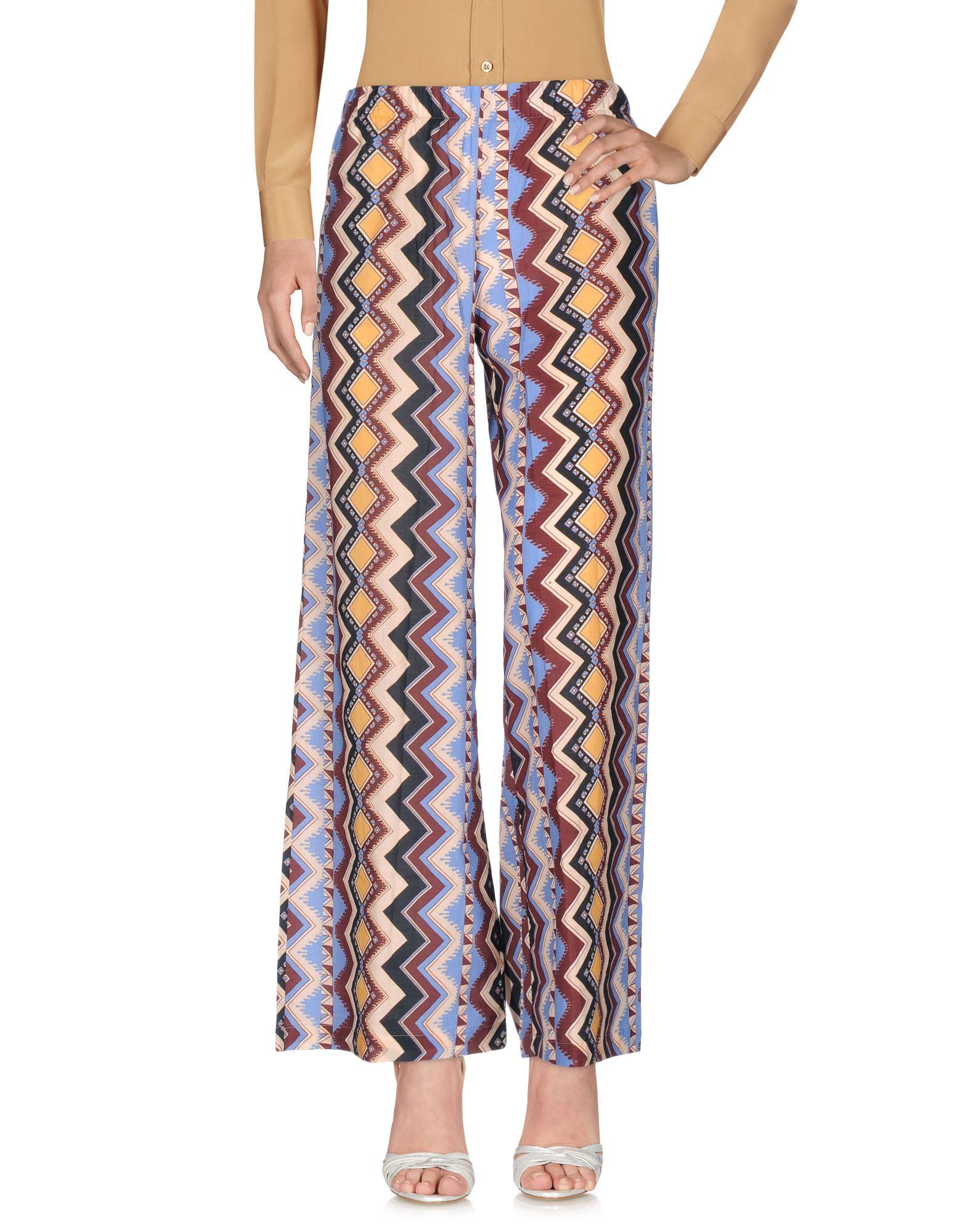100X200 CENTOXDUECENTO Брюки-капри 100x200 centoxduecento пляжное платье