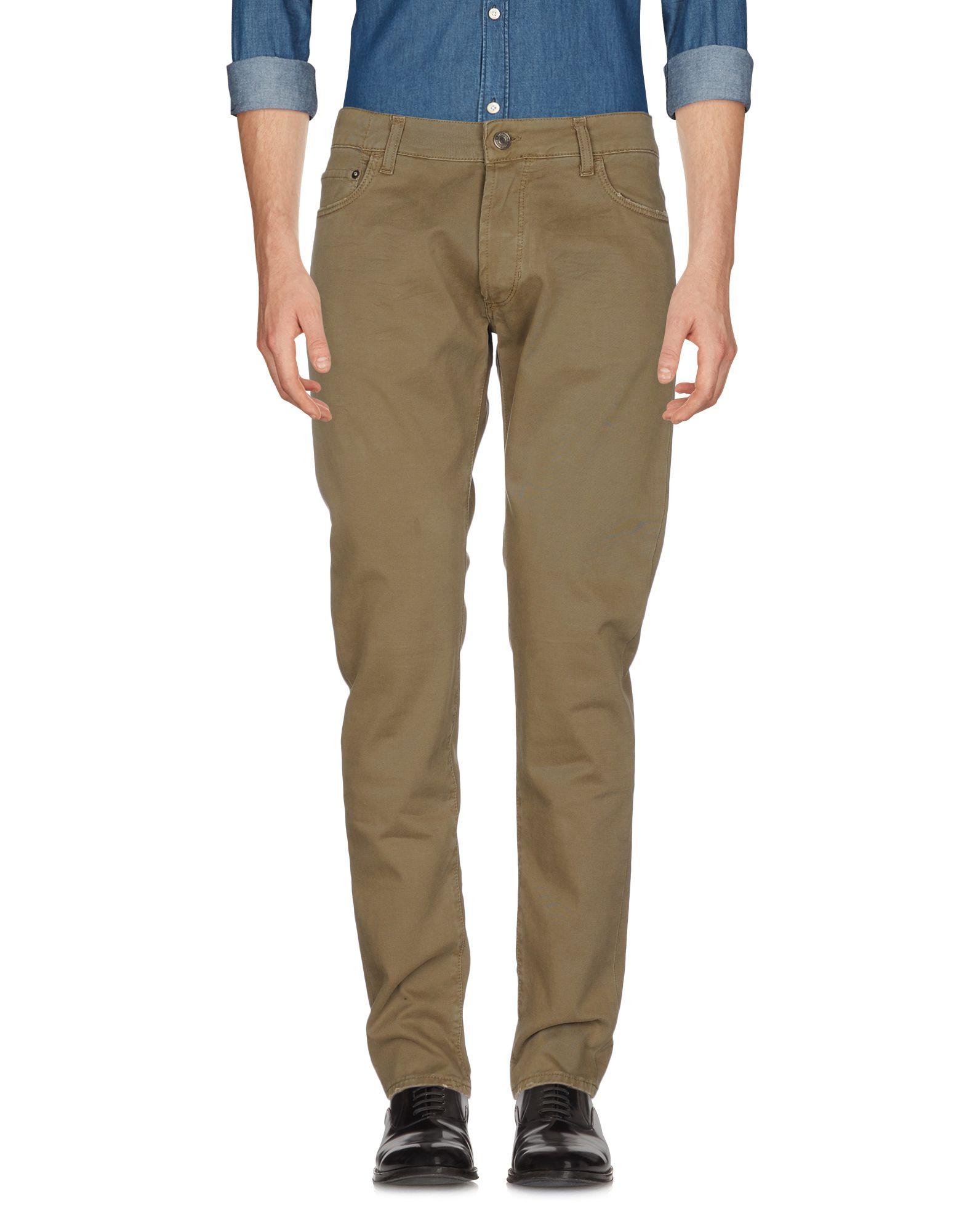 Фото LOW BRAND Повседневные брюки. Купить с доставкой
