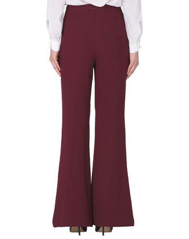 Фото 2 - Повседневные брюки от C/MEO COLLECTIVE красно-коричневого цвета