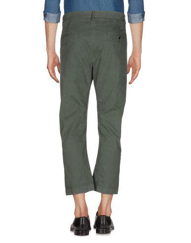 Фото 2 - Повседневные брюки от COVERT цвет зеленый-милитари