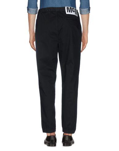Фото 2 - Повседневные брюки от McQ Alexander McQueen черного цвета