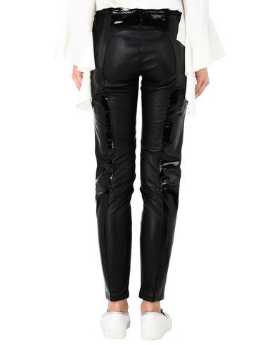 Фото 2 - Повседневные брюки от TOMMY HILFIGER x GIGI HADID черного цвета