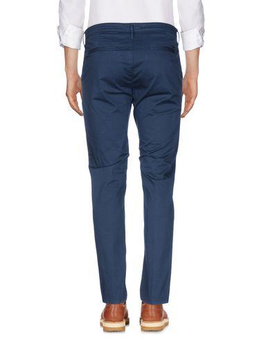 Фото 2 - Повседневные брюки от OAKS темно-синего цвета