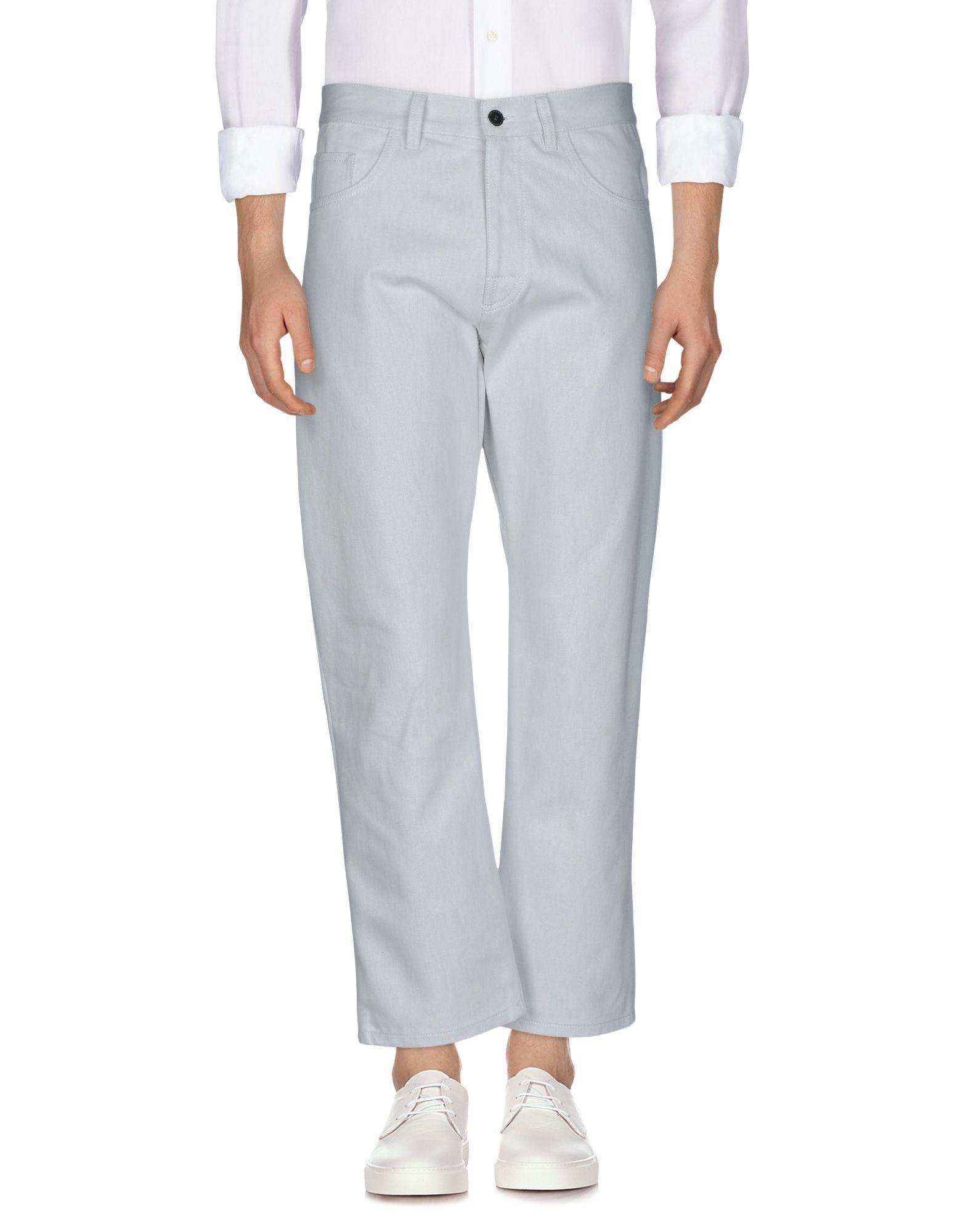RAF SIMONS Джинсовые брюки raf by raf simons повседневные брюки