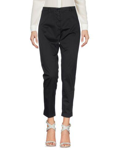Фото - Повседневные брюки от 19.70 NINETEEN SEVENTY черного цвета