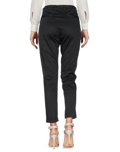 Фото 2 - Повседневные брюки от 19.70 NINETEEN SEVENTY черного цвета