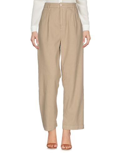 Купить Повседневные брюки от TRUE NYC. бежевого цвета