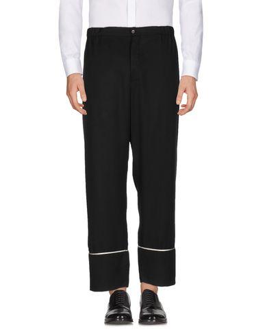 Фото - Повседневные брюки от LANEUS черного цвета