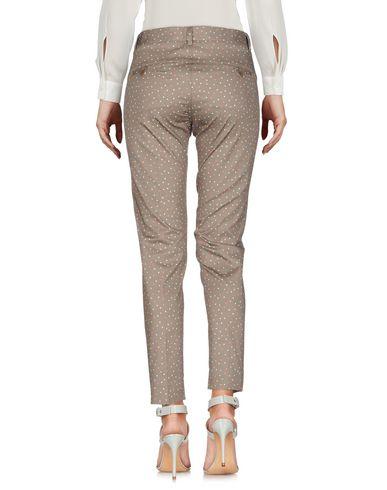 Фото 2 - Повседневные брюки от TRUE TRADITION серого цвета