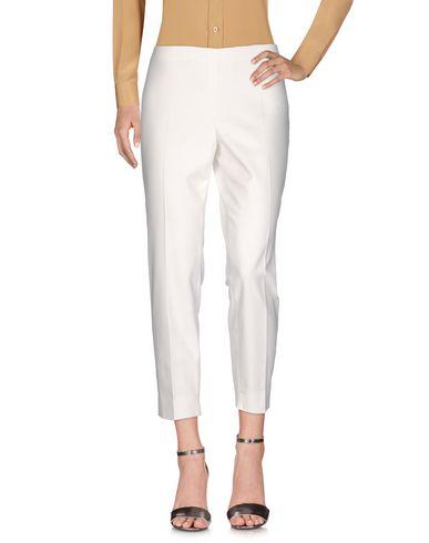 Фото - Повседневные брюки от CLIPS MORE белого цвета