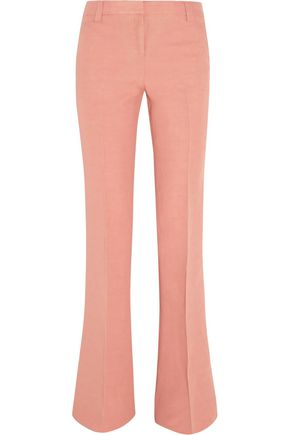 EMILIO PUCCI Canvas flared pants