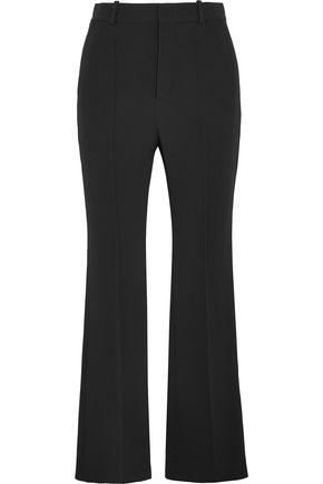 CHLOÉ Crepe flared pants