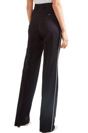 BOTTEGA VENETA Wool-blend slim-leg pants