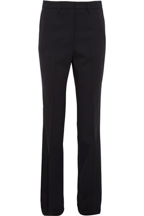 BOTTEGA VENETA Wool-blend slim-leg pants