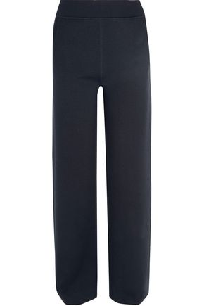 BOTTEGA VENETA Wool-blend wide-leg pants