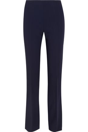 ANTONIO BERARDI Stretch-twill straight-leg pants