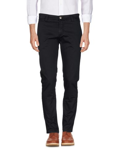 Фото - Повседневные брюки от NICWAVE темно-синего цвета