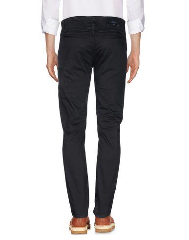 Фото 2 - Повседневные брюки от NICWAVE темно-синего цвета