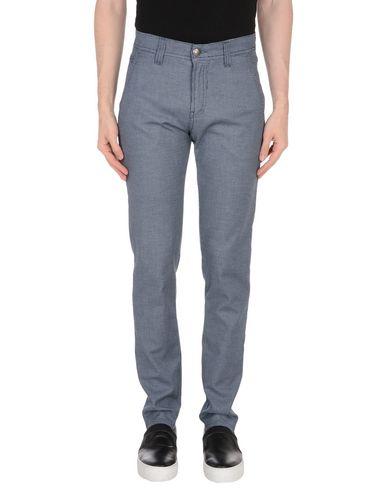 Фото - Повседневные брюки от NICWAVE синего цвета