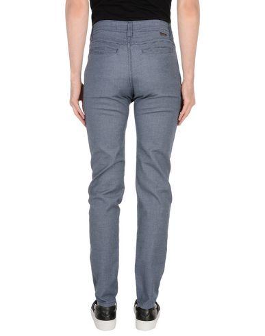 Фото 2 - Повседневные брюки от NICWAVE синего цвета