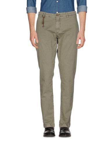 Фото - Повседневные брюки от SP1 цвет зеленый-милитари