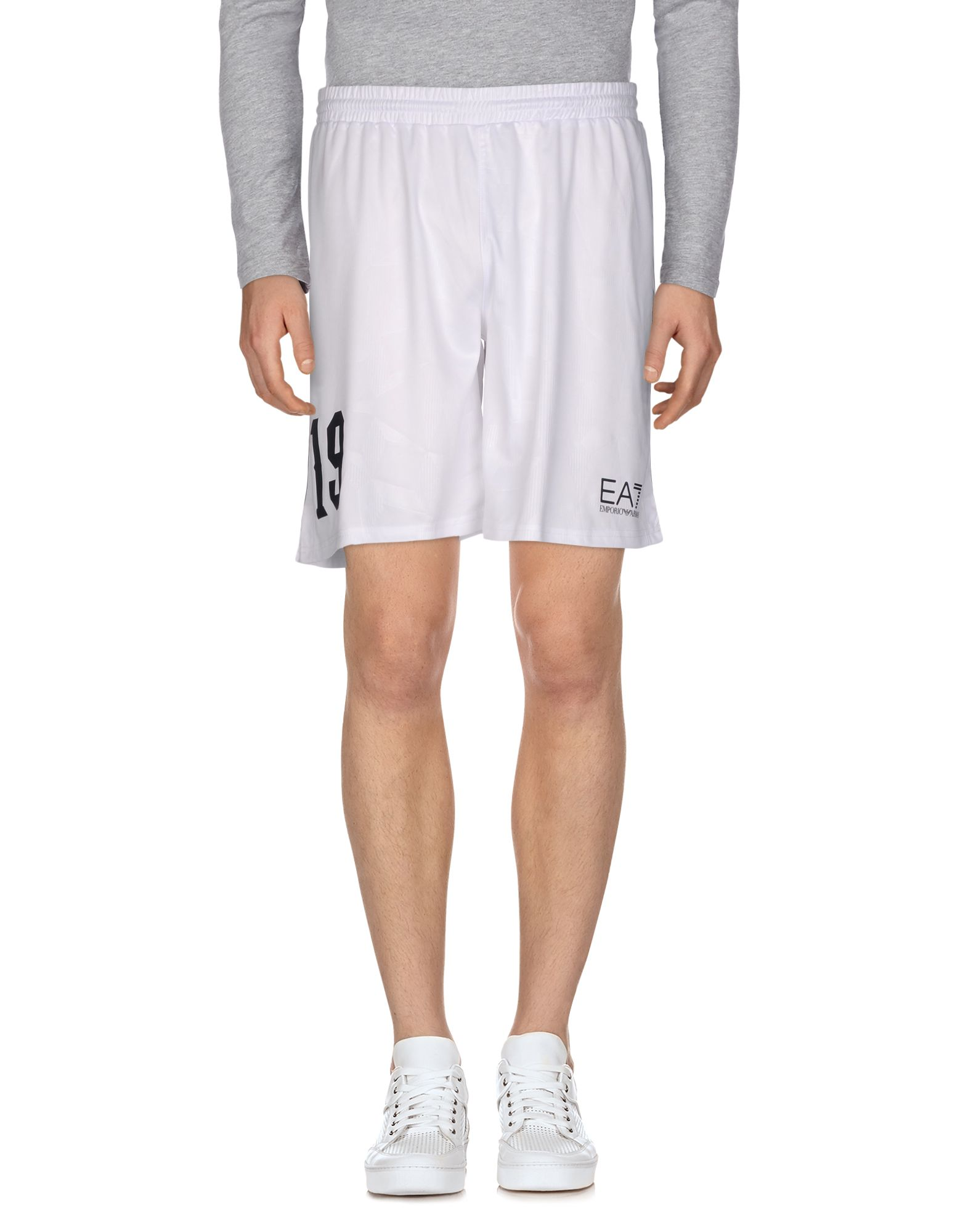 EA7 Shorts & Bermuda in White