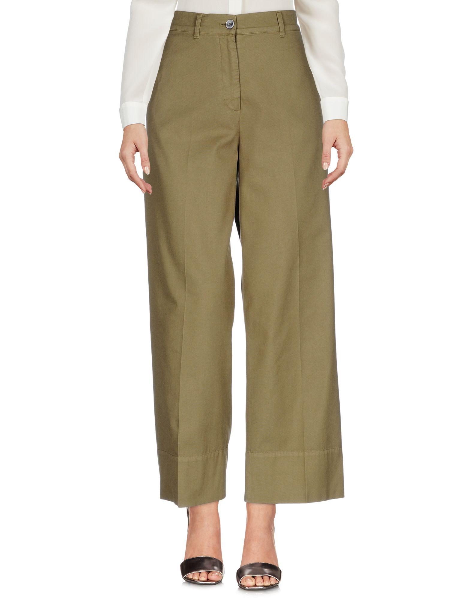 QL2 QUELLEDUE Повседневные брюки