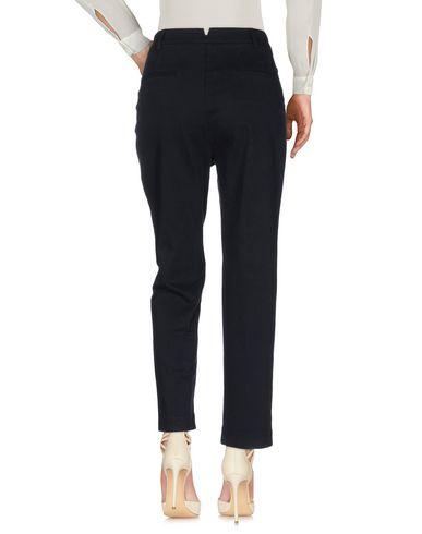 Фото 2 - Повседневные брюки от AGLINI темно-синего цвета