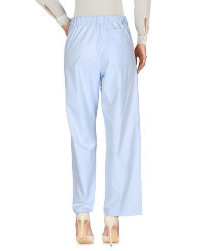 Фото 2 - Повседневные брюки от BARENA небесно-голубого цвета