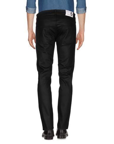 Фото 2 - Джинсовые брюки от DEPARTMENT 5 черного цвета