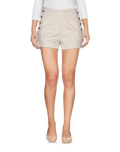 Фото - Повседневные шорты от SUNCOO цвет слоновая кость