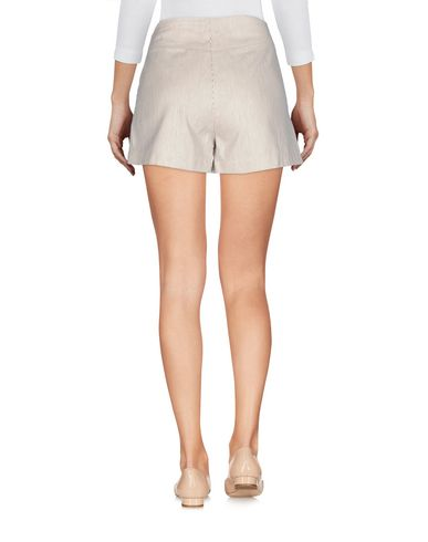 Фото 2 - Повседневные шорты от SUNCOO цвет слоновая кость