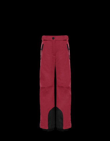 MONCLER SKI TROUSERS - Casual trousers - women