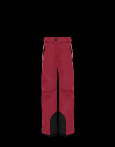MONCLER SKI TROUSERS - Casual trousers - women