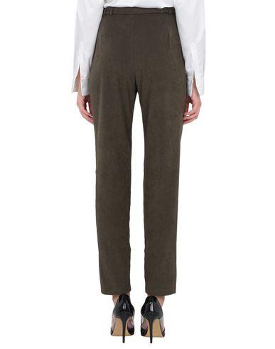Фото 2 - Повседневные брюки от JOVONNA цвет зеленый-милитари