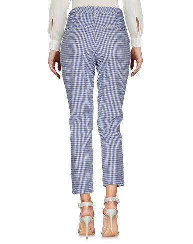 Фото 2 - Повседневные брюки от WHITE SAND 88 синего цвета