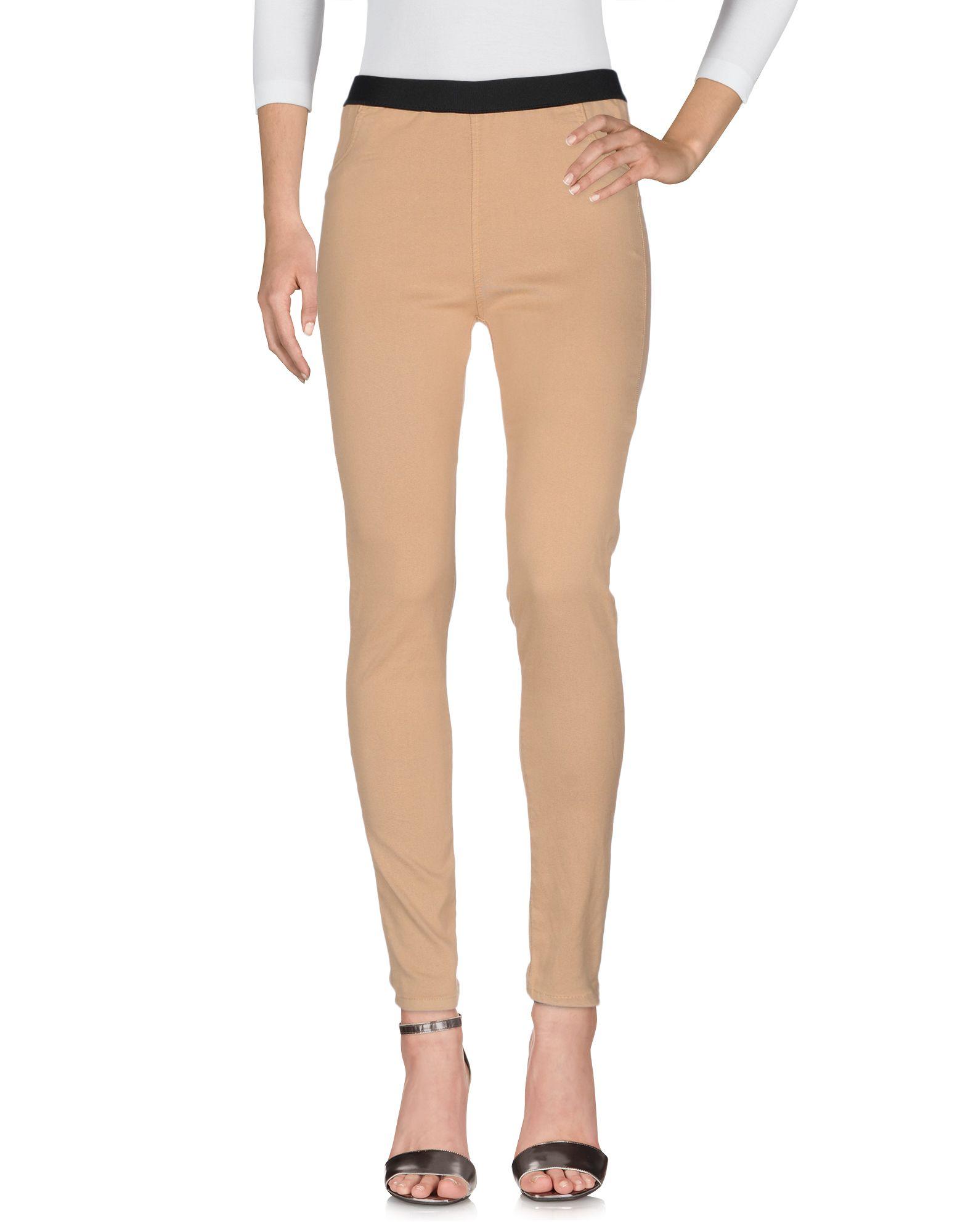 цена TWIN-SET JEANS Джинсовые брюки онлайн в 2017 году