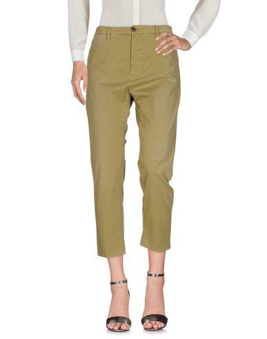 Купить Повседневные брюки от TRUE NYC. цвет зеленый-милитари